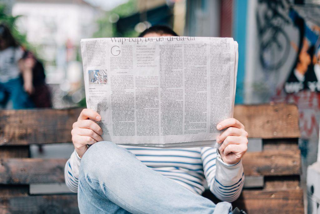 Schrijf persberichtenvoor kwalitatieve backlinks