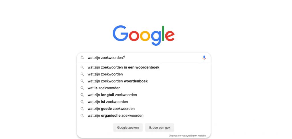 Handleiding voor het vinden van de juiste zoektermen voor zoekmachine optimalisatie