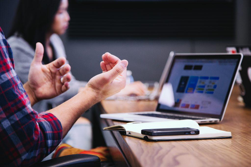 Het kennismakingsgesprek en de analyse van je website
