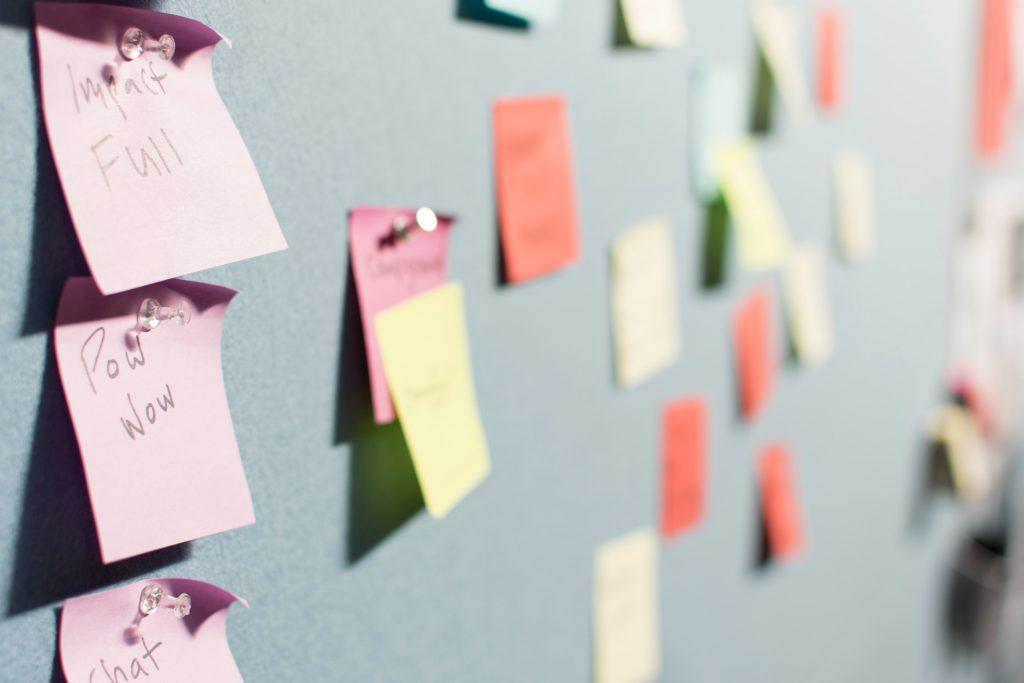 Brainstorm over de inhoud van je e-mails