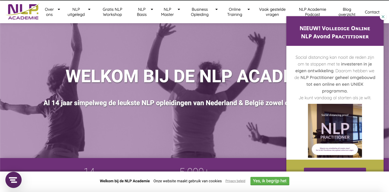 NLP Academie Linkbuilding